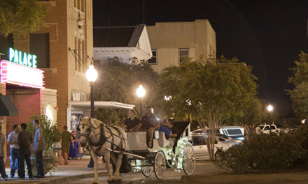 First Friday @ Downtown Bryan