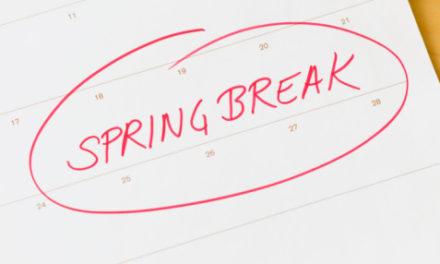 Spring Break Fails