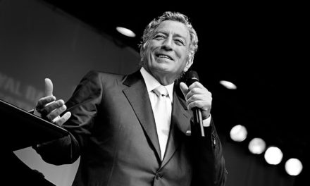Tony Bennett @ Rudder Auditorium